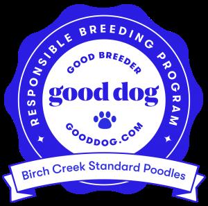 good dog breeder